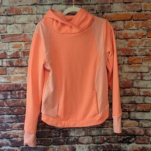 C9byCHAMPION Girls Active Lined Hoodie Size M(7/8)